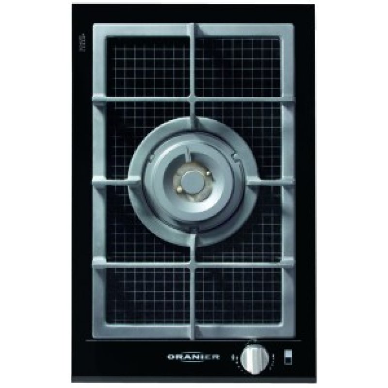 oranier domino gas kochfeld wok gfc 2731 18 propan incl 5 jahre ga. Black Bedroom Furniture Sets. Home Design Ideas