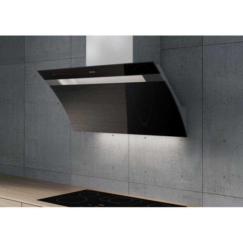 berbel kopffreihaube glassline bkh 110 gl 2 incl 5 jahre garantie 2. Black Bedroom Furniture Sets. Home Design Ideas